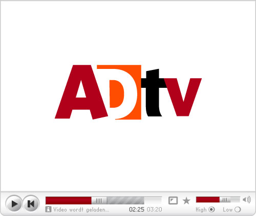 ADTV Video player