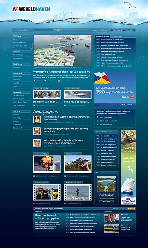 AD Wereldhaven