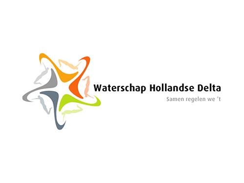 Waterschap Hollandse Delta Logo