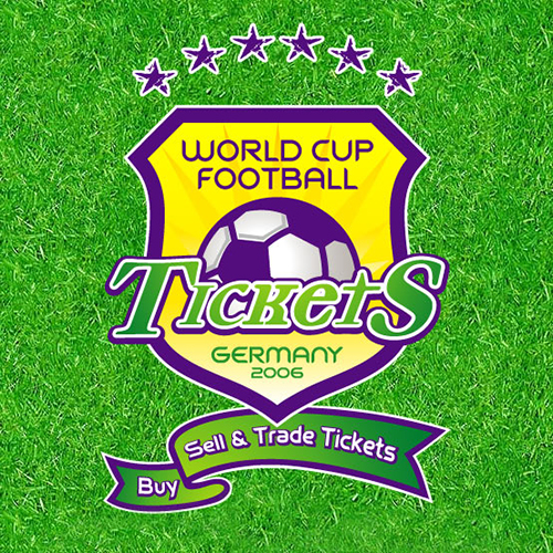 World Cup Football Tickets Logo