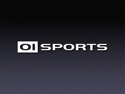 01 Sports Logo