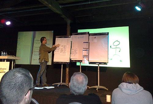 Michael Boyink's presentation