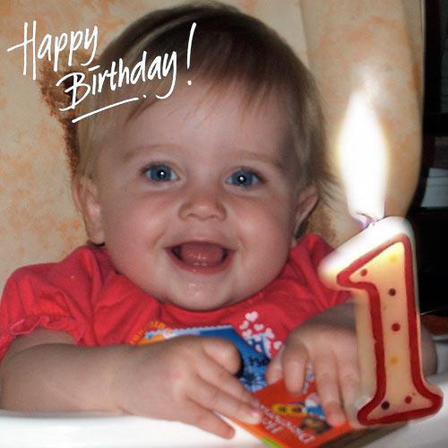 Livia 1 year