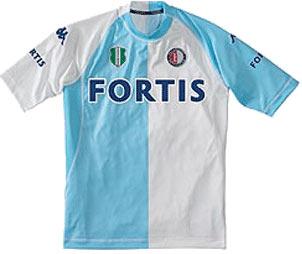 Feyenoord uit