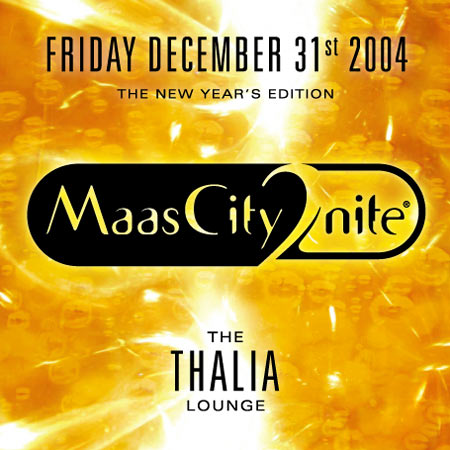 MaasCity2nite New Year's Eve Edition