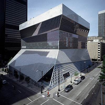 Seattle's new library
