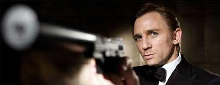 The new James Bond