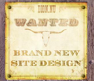 Nieuw ontwerp weblog